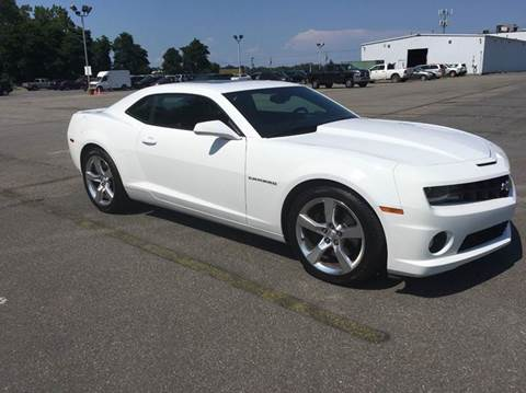 2011 Chevrolet Camaro for sale at American Muscle in Schuylerville NY