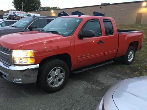 2012 Chevrolet Silverado 1500 for sale at American Muscle in Schuylerville NY