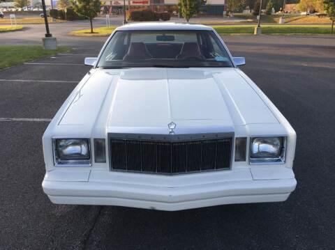 1983 Chrysler Cordoba