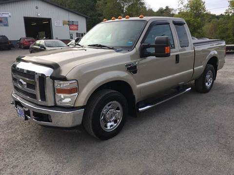 2009 Ford F-250 Super Duty for sale at American Muscle in Schuylerville NY