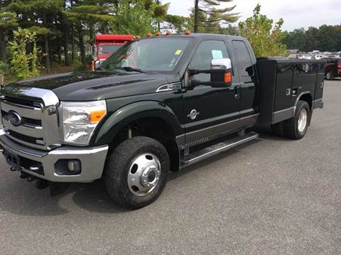 2012 Ford F-350 Super Duty for sale at American Muscle in Schuylerville NY