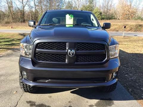 2017 RAM Ram Pickup 1500 for sale in Schuylerville, NY