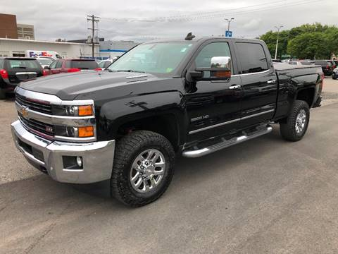 2015 Chevrolet Silverado 3500HD for sale at American Muscle in Schuylerville NY
