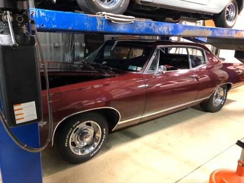 1967 Chevrolet Caprice for sale at American Muscle in Schuylerville NY