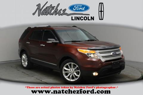 2015 Ford Explorer for sale in Natchez, MS