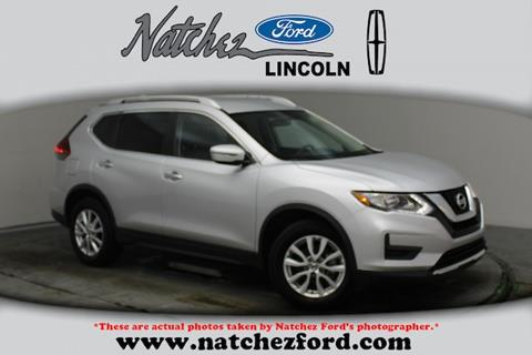 2017 Nissan Rogue for sale in Natchez, MS