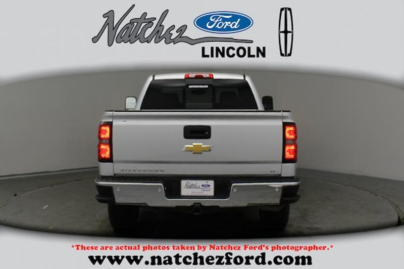Chevrolet Silverado In Natchez MS Natchez Ford Lincoln - Chevrolet ford