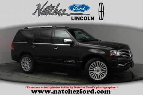 2015 Lincoln Navigator for sale in Natchez, MS