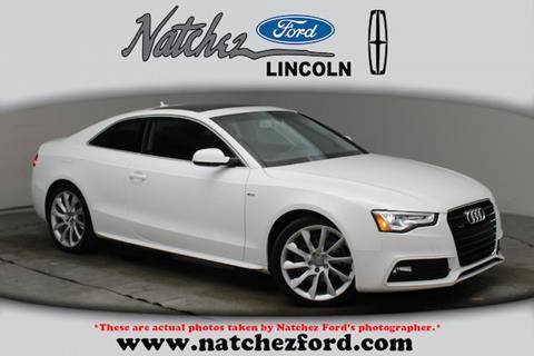 2016 Audi A5 for sale in Natchez, MS