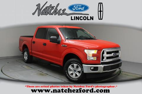 2017 Ford F-150 for sale in Natchez, MS