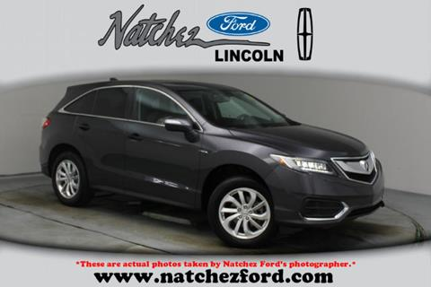 2016 Acura RDX for sale in Natchez, MS