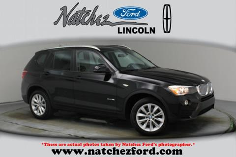 2017 BMW X3 for sale in Natchez, MS