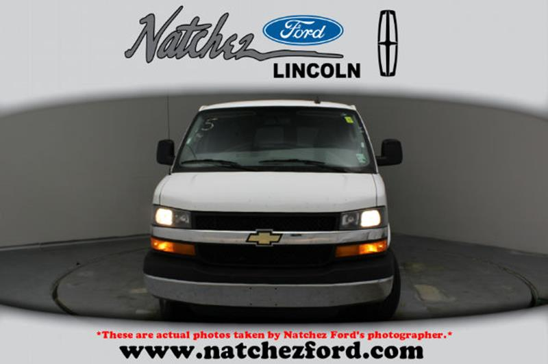 Chevrolet Express Passenger LT In Natchez MS Natchez - Chevrolet ford