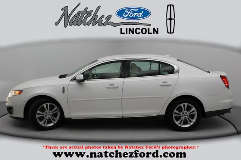 Lincoln MKS In Natchez MS Natchez Ford Lincoln - Ford lincoln