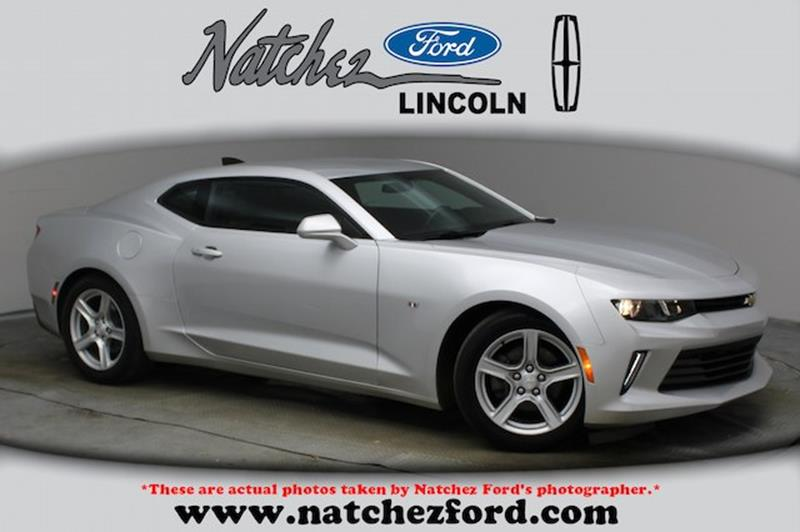 Chevrolet Camaro LT In Natchez MS Natchez Ford Lincoln - Ford lincoln