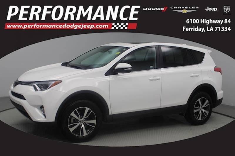 2018 Toyota RAV4 For Sale At Natchez Ford Lincoln In Natchez MS