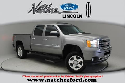 2012 GMC Sierra 2500HD for sale in Natchez, MS