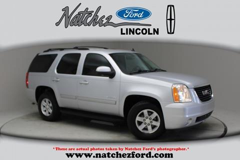 2013 GMC Yukon for sale in Natchez, MS