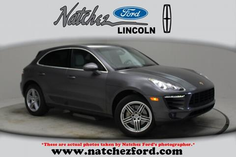 2015 Porsche Macan for sale in Natchez, MS