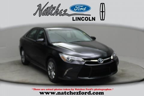 2017 Toyota Camry for sale in Natchez, MS