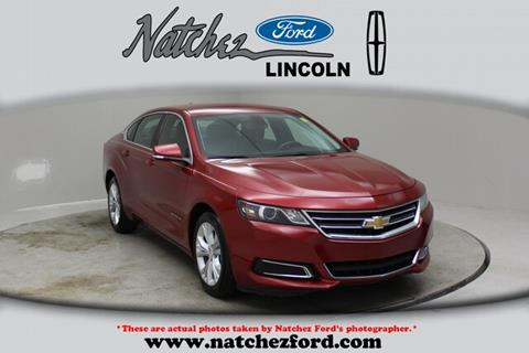 2015 Chevrolet Impala for sale in Natchez, MS