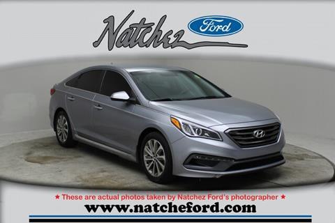 2015 Hyundai Sonata for sale in Natchez, MS