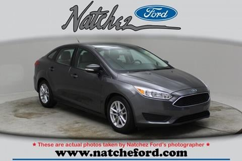 2016 Ford Focus for sale in Natchez, MS
