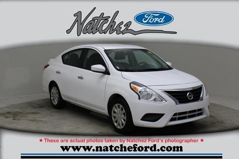 2018 Nissan Versa for sale in Natchez, MS