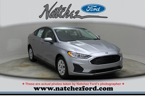 2020 Ford Fusion for sale in Natchez, MS