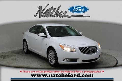 2011 Buick Regal for sale in Natchez, MS