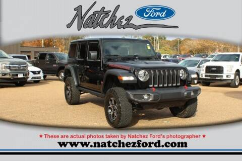 2019 Jeep Wrangler Unlimited for sale in Natchez, MS