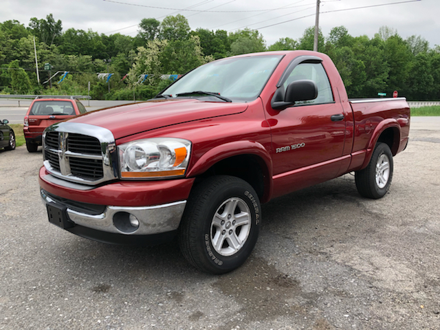 2006 Dodge Ram Pickup 1500 for sale at Rooney Motors in Pawling NY