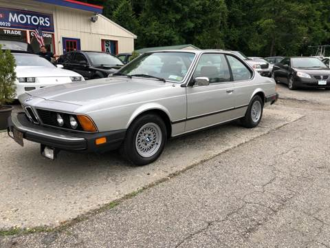 1982 BMW 6 Series for sale in Pawling, NY