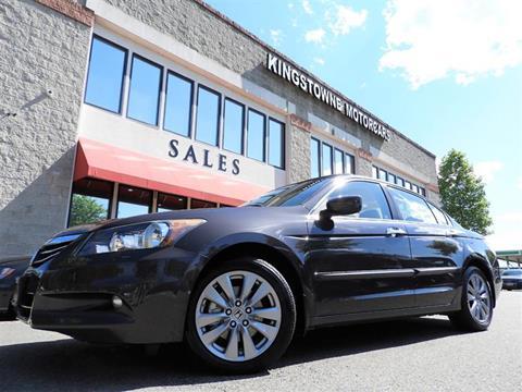 2012 Honda Accord for sale in Manassas, VA