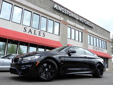 2016 BMW M4 for sale in Manassas, VA