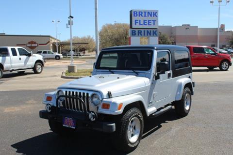 2005 Jeep Wrangler for sale in Lubbock, TX