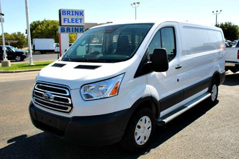 2018 Ford Transit Cargo for sale in Lubbock, TX
