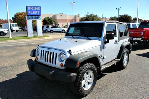 2008 Jeep Wrangler for sale in Lubbock, TX