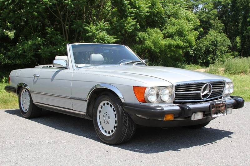 1985 mercedes benz