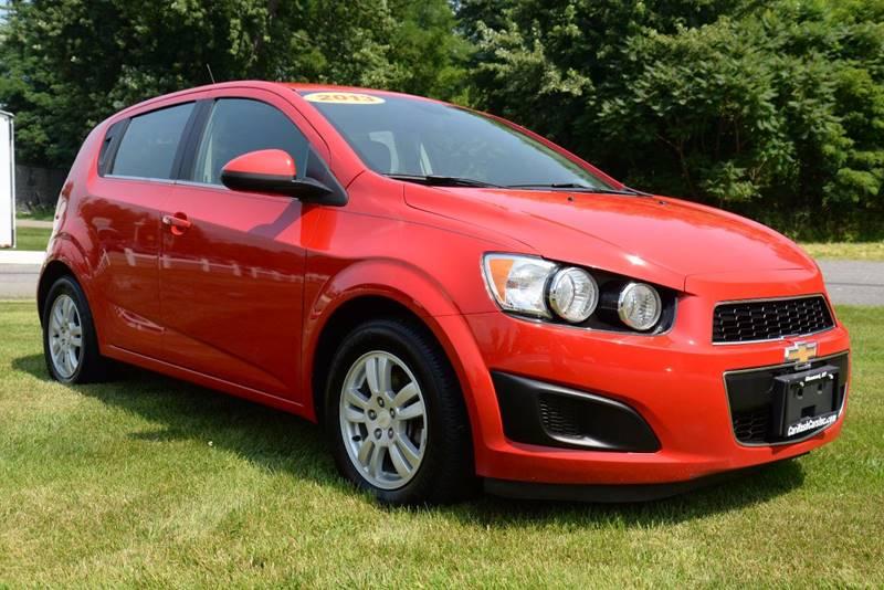 2013 Chevrolet Sonic Lt Auto In Glenmont Ny Car Wash Cars Inc