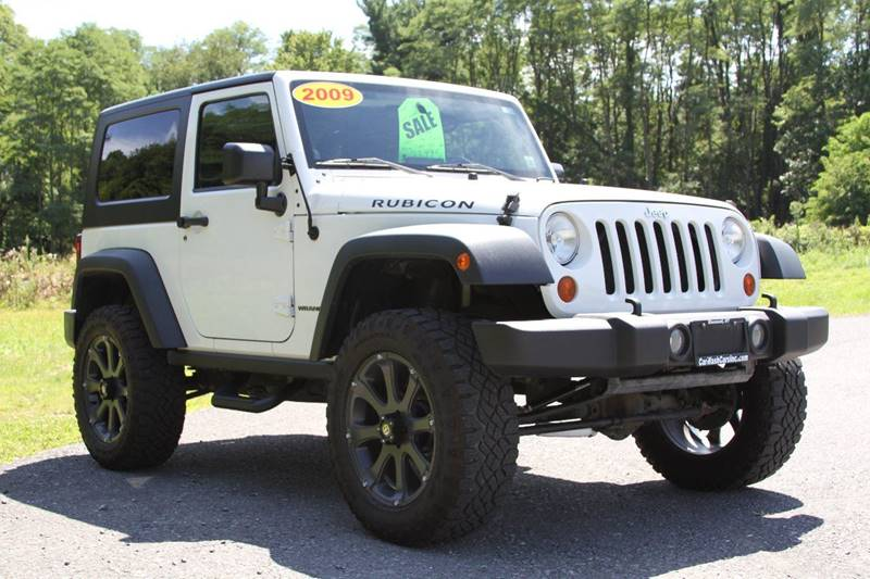 2009 Jeep Wrangler for sale at Car Wash Cars Inc in Glenmont NY