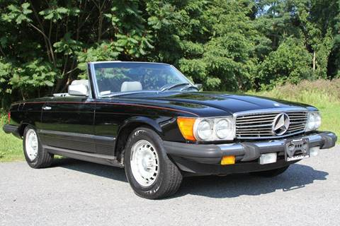 1985 Mercedes-Benz 380-Class for sale in Glenmont, NY