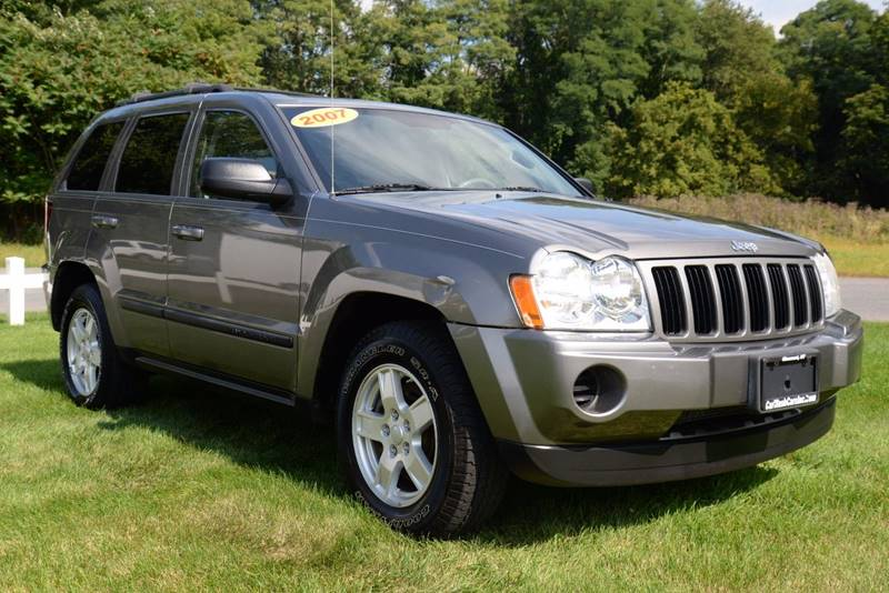 2007 Jeep Grand Cherokee For Sale At Car Wash Cars Inc In Glenmont NY