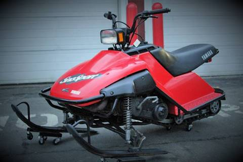 1990 Yamaha SNO SPORT for sale at Car Wash Cars Inc in Glenmont NY