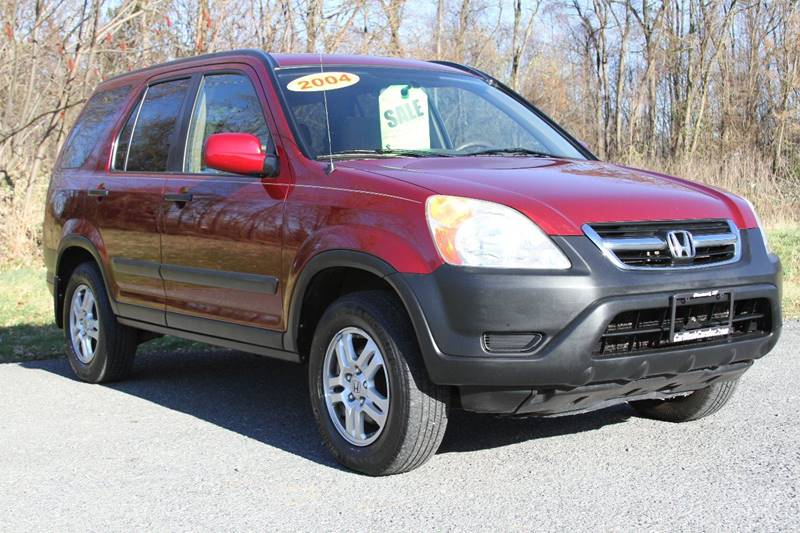 Awesome 2004 Honda CR V For Sale At Car Wash Cars Inc In Glenmont NY