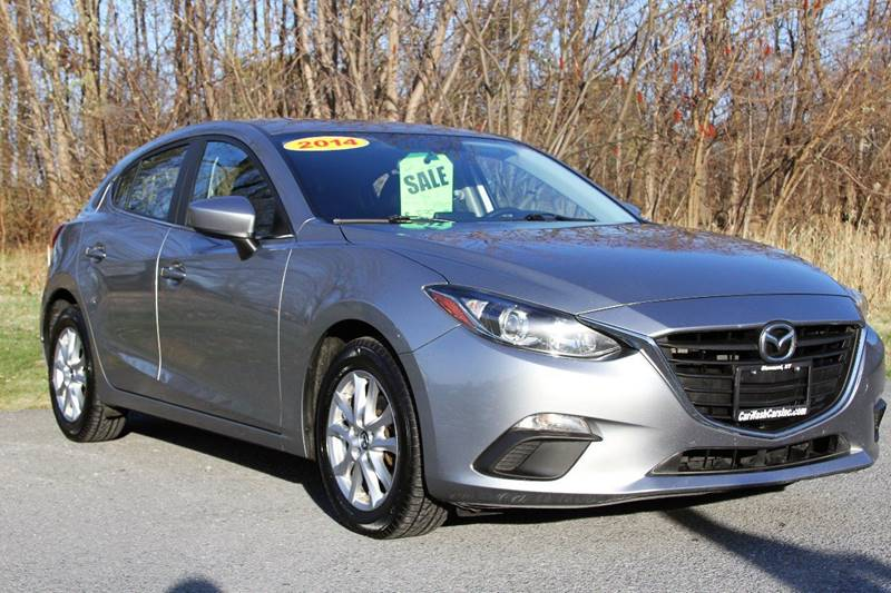 2014 Mazda Mazda3 I Grand Touring In Glenmont Ny Car Wash Cars Inc