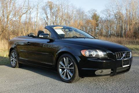 2010 Volvo C70 for sale at Car Wash Cars Inc in Glenmont NY