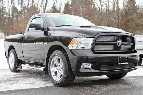 2012 RAM Ram Pickup 1500 for sale at Car Wash Cars Inc in Glenmont NY