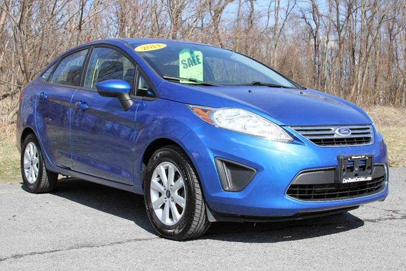 2011 Ford Fiesta Se In Glenmont Ny Car Wash Cars Inc