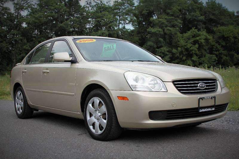 2008 Kia Optima For Sale At Car Wash Cars Inc In Glenmont NY